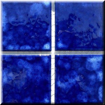 Cobalt Blue Tile