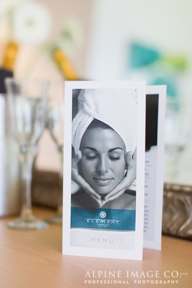 Be pampered at Element Edgewater Day Spa in Wanaka.