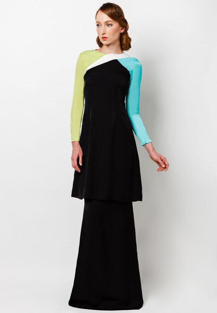 38 Best Images About Fesyen Baju Raya On Pinterest