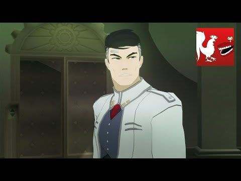 RWBY Volume 2, Chapter 2: Welcome to Beacon - YouTube