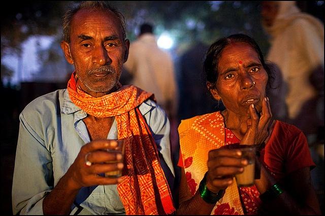 Chai - Sonepur, India by Maciej Dakowicz, via Flickr