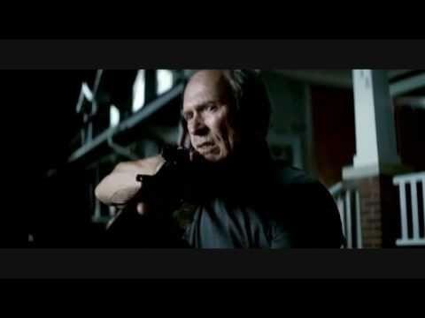 "Gran Torino - 2008 - Clint Eastwood ""Get off my lawn."""