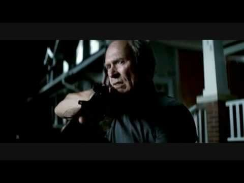 "Gran Torino - 2008 - Clint Eastwood ""Get off my lawn."""