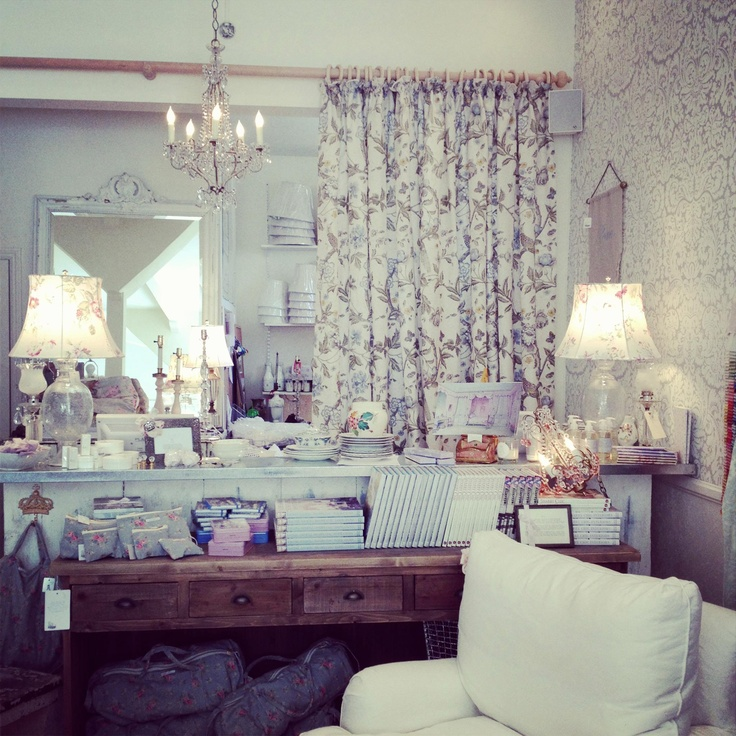Rachel ashwell shabby chic couture store open in sf