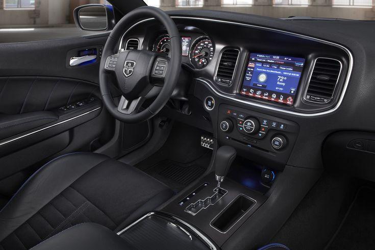 2014 Dodge Charger interior wallpaper - The cockpit!!
