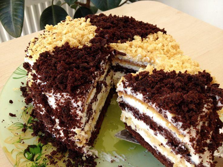 Сметанные торты рецепт с пошагово в домашних условиях