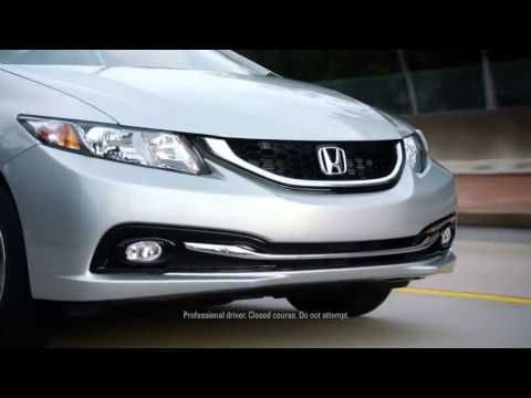 The 2013 Honda Civic - Things Can Always Be Better TV AD