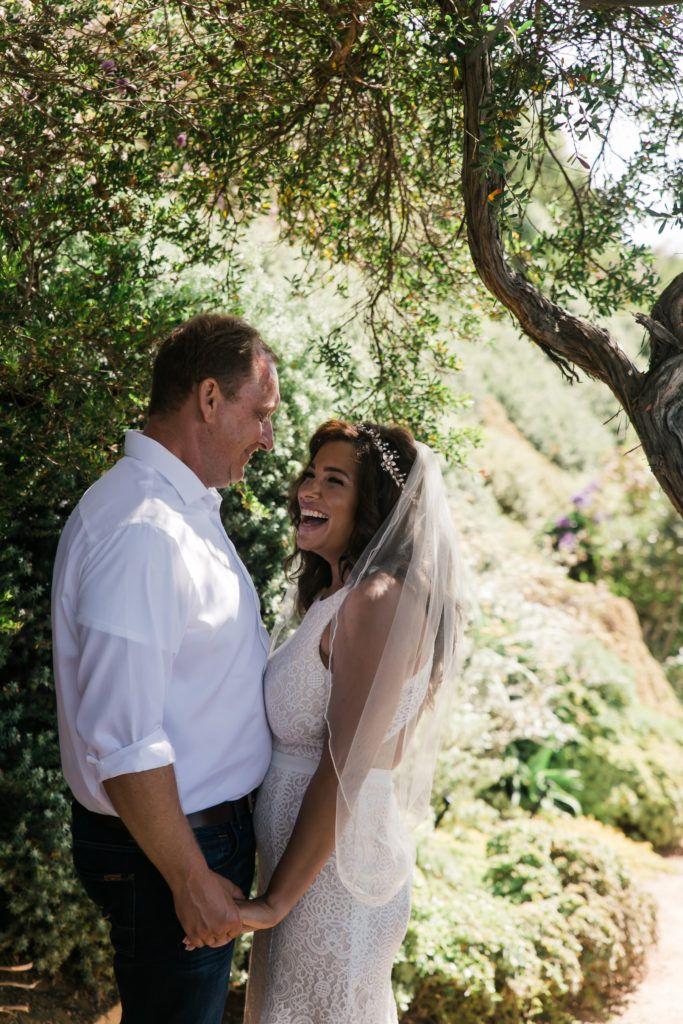 Alexis + Ian Solana Beach Wedding Sofia Ann