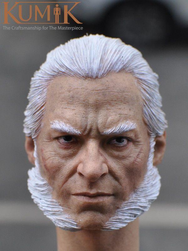 Free Shipping 1//6 head Bruce Willis Die Hard GI Joe Retaliation Normall Version