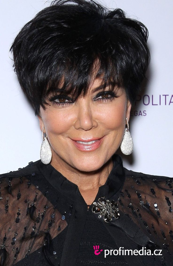 Image detail for -Prom hairstyle - Kris Jenner - Kris Jenner