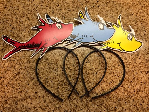 25 unique dr seuss costumes ideas on pinterest creative for One fish two fish costume