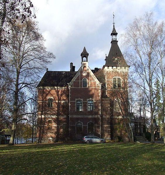 Villa Idman, Finland