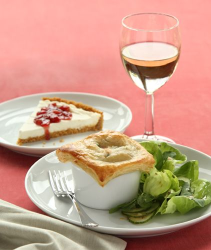 Lobster Pot Pie | Favorite Recipes | Pinterest