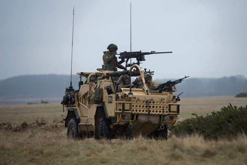 Light Dragoons - British Army Website