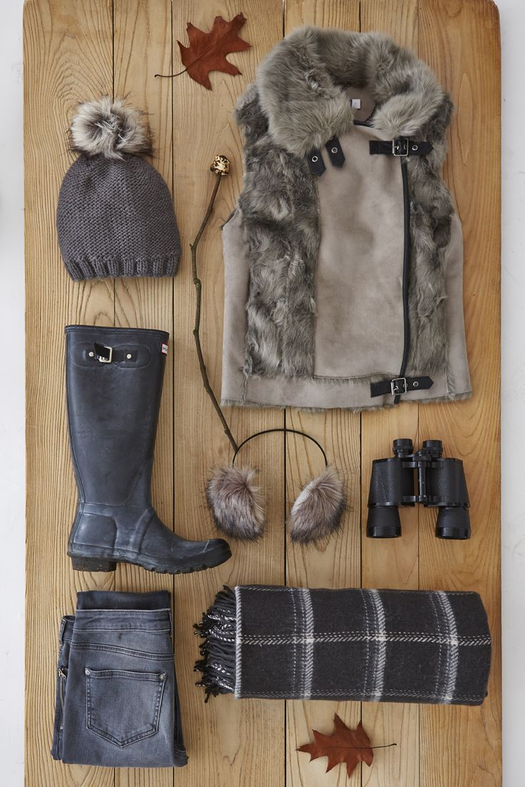 Faux fur is a top trend for #AW14. Get this heritage look at #MintVelvet. #ChristmasWishes