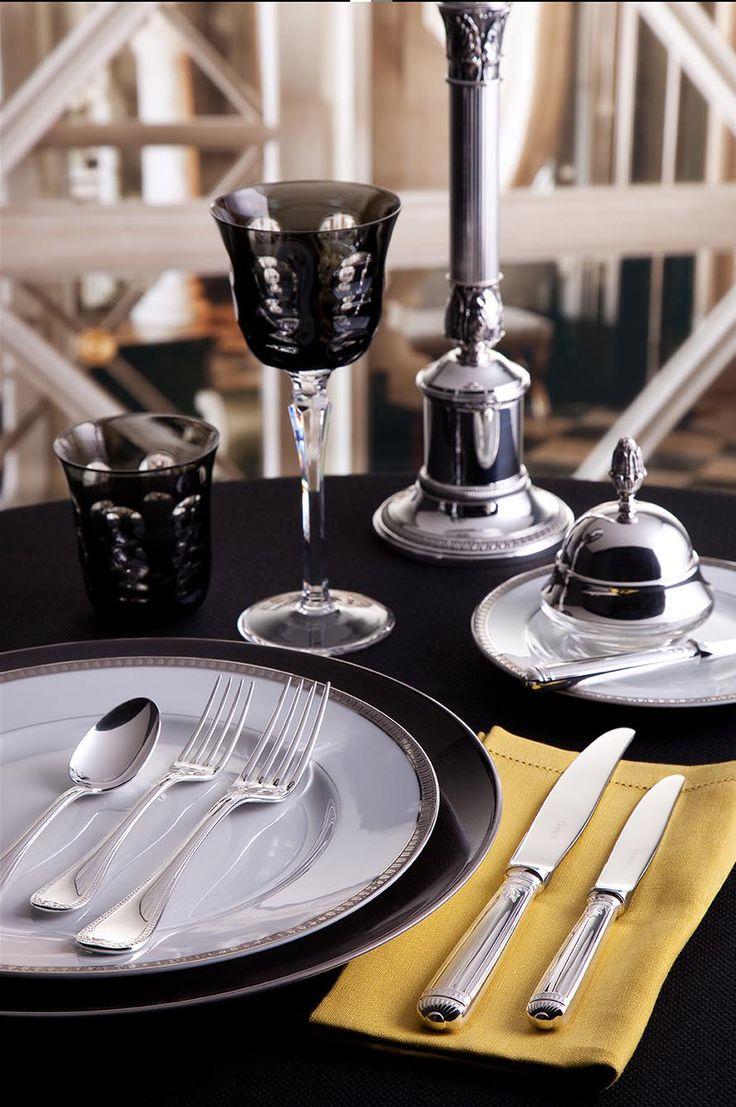 17 best images about christofle on pinterest flatware david jones and cereal bowls. Black Bedroom Furniture Sets. Home Design Ideas