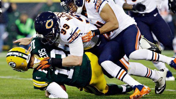 Bears win over Green Bay
