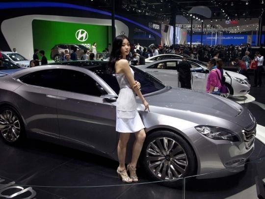 hot rides at the beijing auto show beijingfancy carssuper