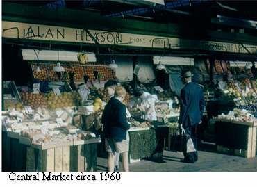 Central Market circa 1960