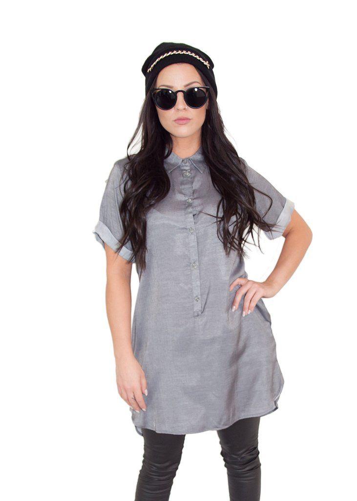 BROOKLYN TUNIC & DRESS