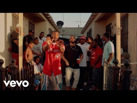 """The Game - 100 ft. Drake - YouTube. """"How a nigga supposed to love you niggas, heart beating fast when I hug you niggas..........."""""""