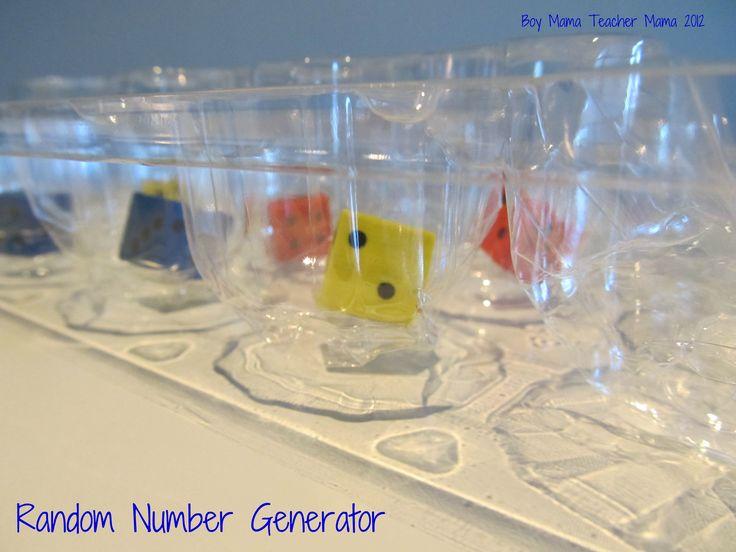 Boy Mama Teacher Mama   Random Number Generator