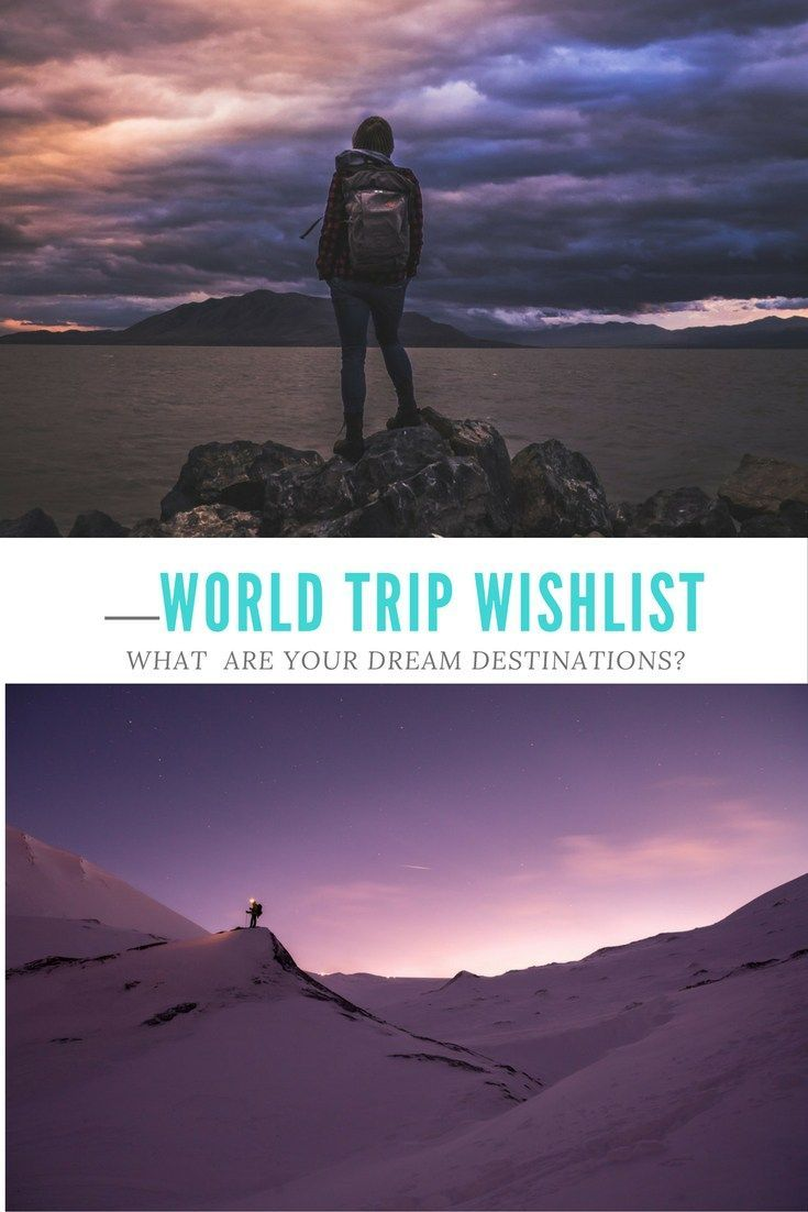 Round the world dream trip planning and travel contest - WIN the trip of your…: