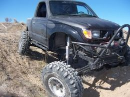 1997 Toyota Tacoma SAS Regular Cab by lbz134 http://www.4x4builds.net/1997-toyota-tacoma-sas-regular-cab-build-by-lbz134