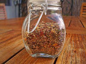 Cajun-Gewürz, ein sehr schönes Rezept aus der Kategorie Gewürze/Öl/Essig/Pasten.