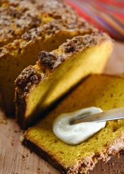 """Amy Roloff of Helvetia's Roloff Farms shares her recipe for pumpkin bread, featured in her cookbook """"Short and Simple: Family Recipes."""""""
