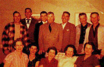 Children of - Lambert Miller/Katherine Folk/ - my grandparents.
