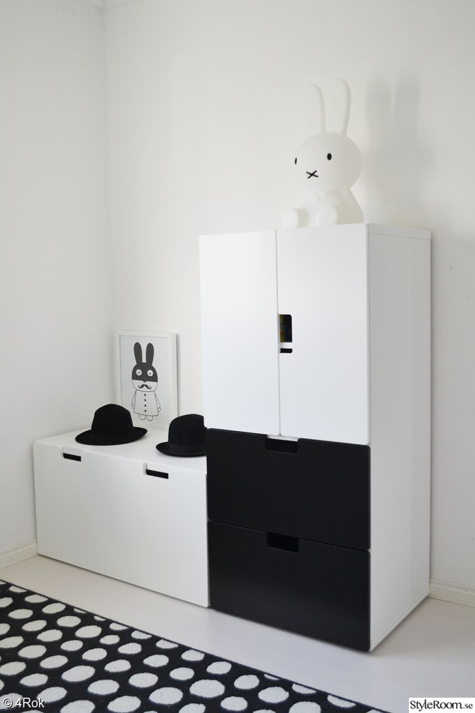ikea stuva miniwilla miffy hattar barnrum kid s room pinterest kids diy kid and kitchens. Black Bedroom Furniture Sets. Home Design Ideas