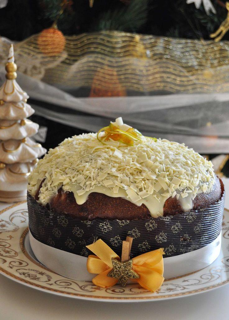 Panettone al limoncello farcito con crema al limoncello. Ricetta Sal de Riso – Cook and Love