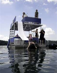 11 Best Pontoon Boat Accessories Images On Pinterest