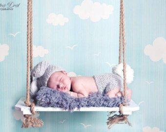 Bank posiert Neugeborene Requisiten posieren von KaroLovewdzianka