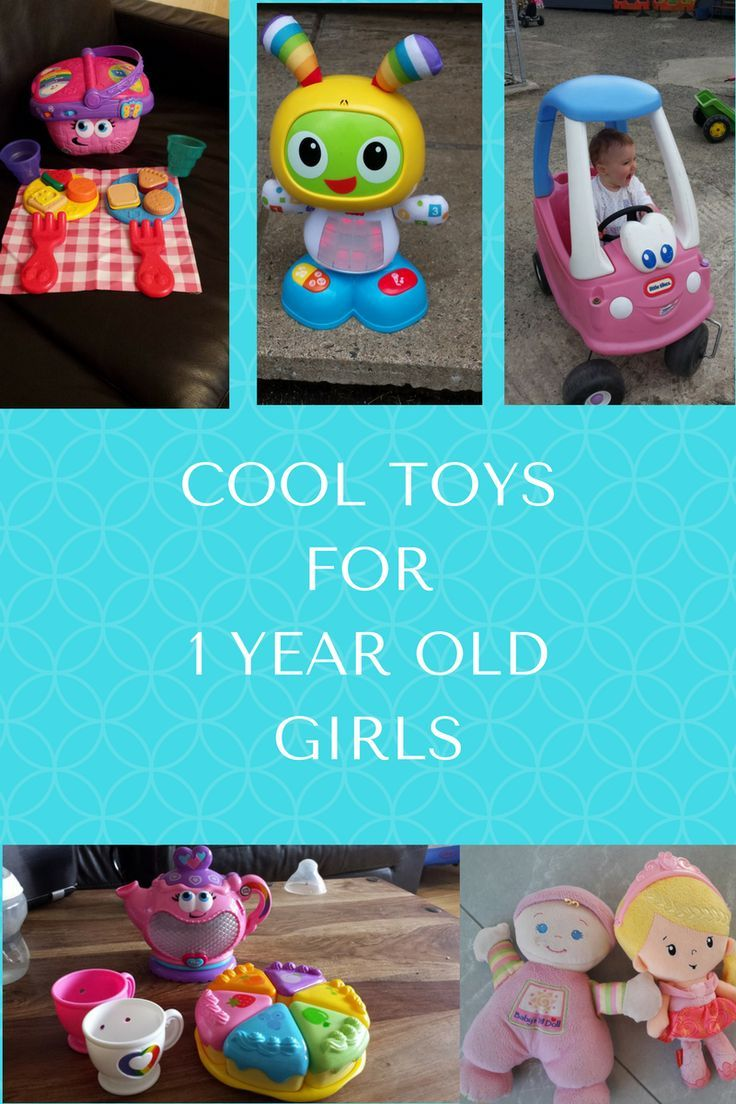 Find baby girl toys for 1 year old girls! The best toys for 1 year olds in 2017!