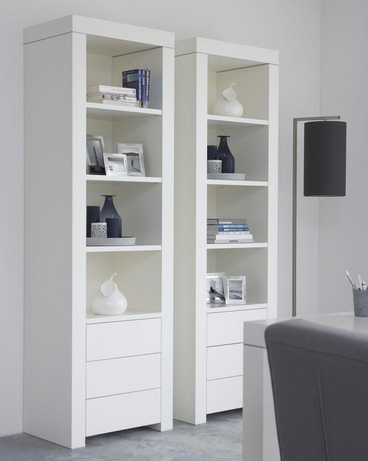 Boekenkasten GoBlack van Sander Zwart | Interieur