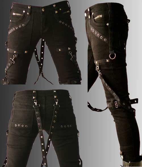 bondage pants skinny - Google Search