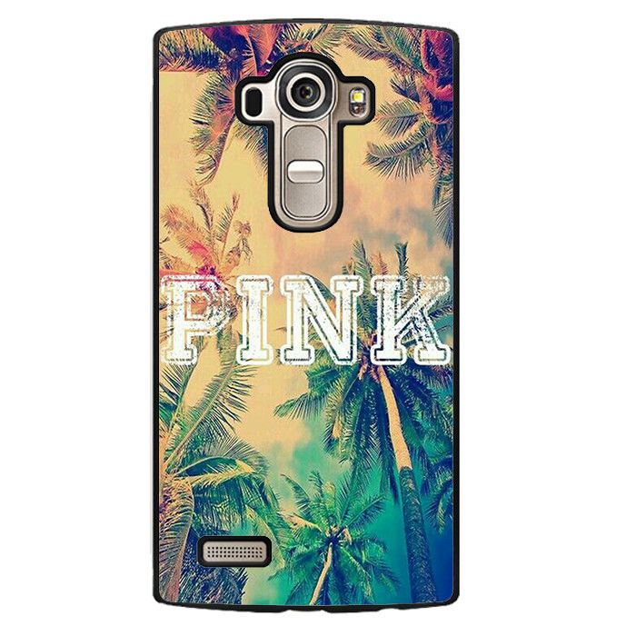 Victoria's Secret Pink Phonecase Cover Case For LG G3 LG G4
