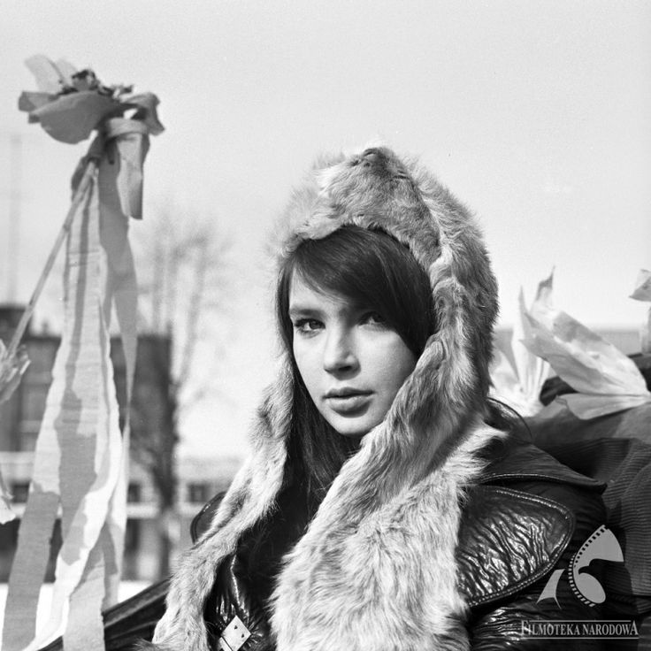 Anna Dymna, 1971. #polish #beauty #actress
