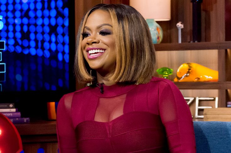 Kandi Burruss Reveals the Secrets to Her Fierce Post-Baby Body