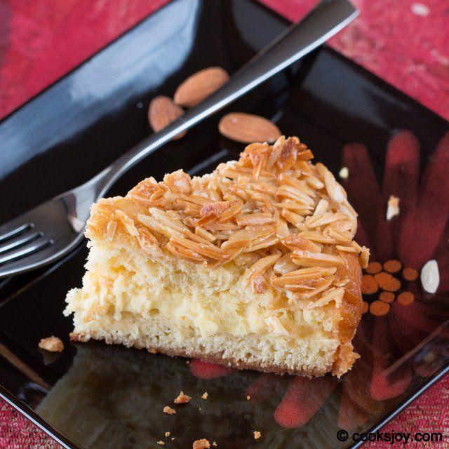 Bienenstich Kuchen   German Bee Sting Cake   Cooks Joy