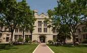 College of Wooster in Ohio is a great school!