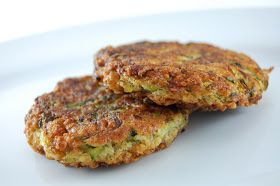 Lucy's Diabetic Friendly Low Carb Meals: Zucchini Fritters