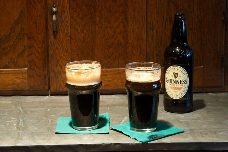 Guinness Maintains Top-Quality Product Control