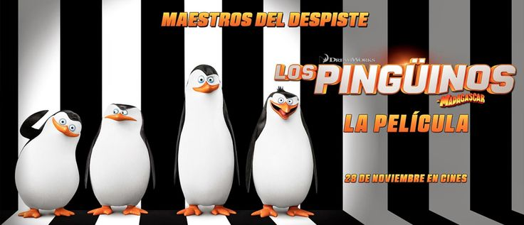 The Penguins of Madagascar ( Español Latino )