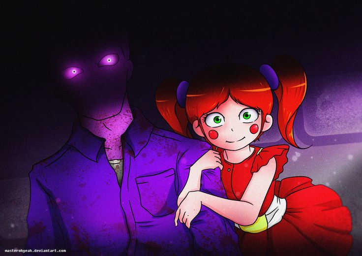 Reunited Again - Sister location by MasterOhYeah on DeviantArt ( this makes me feel happy and sad)