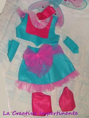 Costume di Carnevale delle Winx