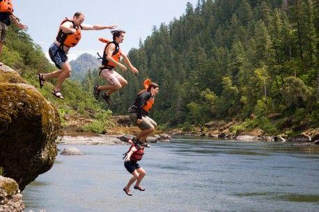 Oregon Rafting   Oregon White Water Rafting and Hiking   OARS