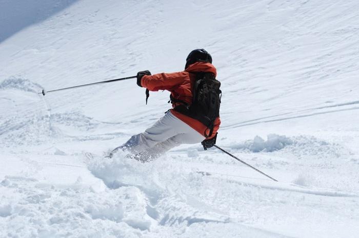 Manali Skiing